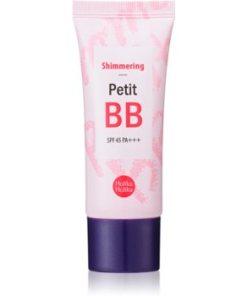 Holika Holika Petit BB Shimmering crema BB cu efect de iluminare SPF 40 HLKPBBW_KPSR04
