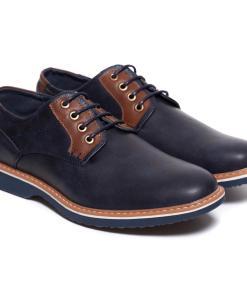 Pantofi barbati Hank Bleumarin