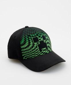 Reserved - Şapcă băieți - Negru