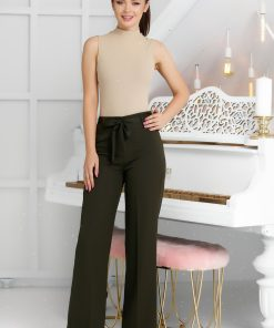 Pantaloni Ramia Kaki