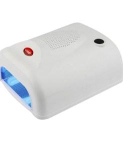 Lampa UV pentru manichiura Simei SM703, 36 W, 4 tuburi