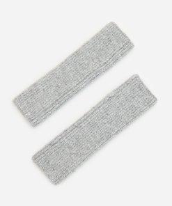 Reserved - Mănuși pentru femei - Gri deschis