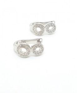 Cercei din argint Esposa CAG056