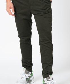 Pantaloni sport conici cu snur de ajustare in talie Linus 3058064