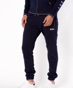 Pantaloni sport cu buzunare cu fermoar 3093618