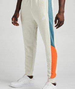 Pantaloni sport conici cu snur de ajustare in talie 3069930