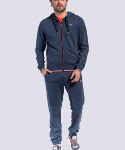 Pantaloni sport cu snur de ajustare 2883556