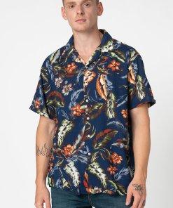 Camasa cu imprimeu Hawaiian Box 2882723