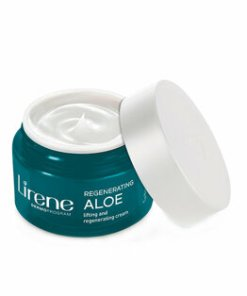 Crema regeneratoare antirid zi/noapte cu aloe vera, 40+, Lirene, 50 ml