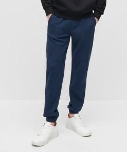 Reserved - Pantaloni de trening - Bleumarin