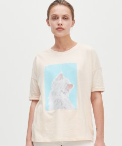 Reserved - Tricou femei - Ivory