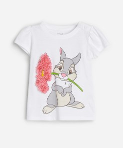 Reserved - Tricou Thumper, din bumbac -