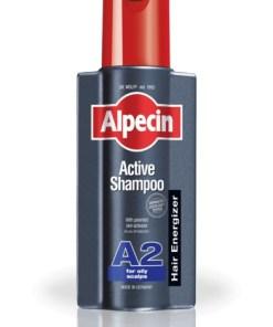 Sampon pentru scalp gras Dr. KURT WOLFF, Alpecin Active A2