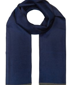 Fular bleumarin bărbați Bolf YW08016
