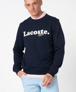Bluza sport de bumbac cu imprimeu logo 3035142