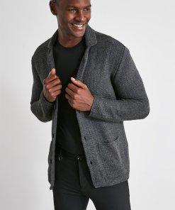 Pulover tricotat cu nasturi 3054706