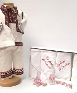 Set Traditional Botez Baiat - Costumas + Trusou baiat 3