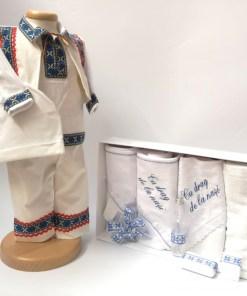 Set Traditional Botez Baiat - Costumas + Trusou baiat 4