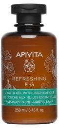 Apivita Refresh Fig Gel De Dus 250ml