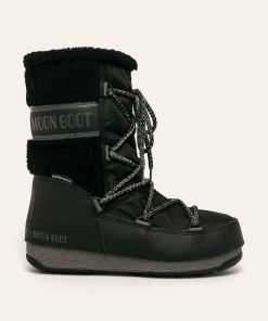 Moon Boot - Cizme de iarna Monaco Wool Mid WP 9B84-OBD2AY_99X