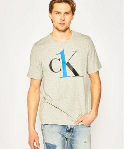 Tricou Calvin Klein Underwear 000NM1903E Verde