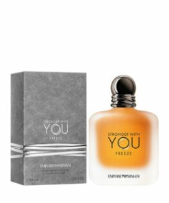 Apa de toaleta Giorgio Armani Stronger With You Freeze, 100 ml, pentru barbati