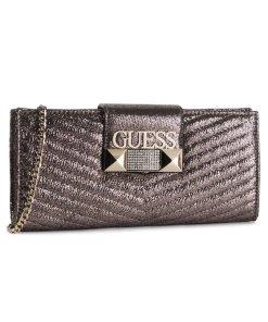 Geantă Guess Jazzie (Mg) Evening Bags HWMG74 47730 Auriu