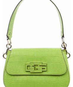 "GUESS Shoulder bag ""Triple G"" Green"