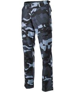 MFH US BDU pantaloni bărbați skyblue