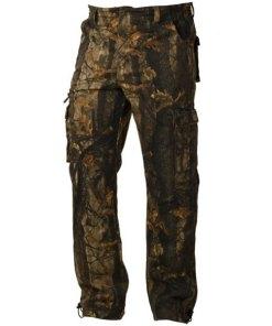 Loshan DarkForrest pantaloni izolați bărbați model Real tree