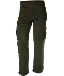 Loshan Disaster pantaloni izolați bărbați model oliv