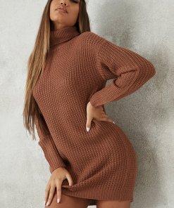 Rochie tip pulover tricotata 3334116