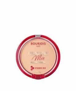 Pudra compacta Bourjois Healthy Mix 02, Light Beige, 10 g