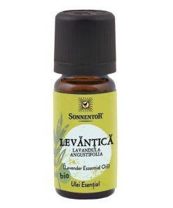 Ulei Bio Esential Levantica (Lavandula angustifolia), 10ml, Sonnentor