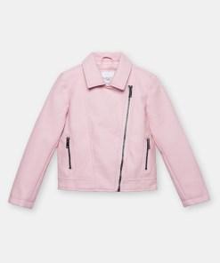 Sinsay - Geacă biker pentru fete - Roz