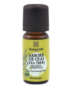 Ulei Bio Esential Arbore de Ceai - Tea Tree (Melaleuca alternifolia), 10ml, Sonnentor