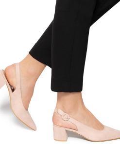 Pantofi dama Astra Bej