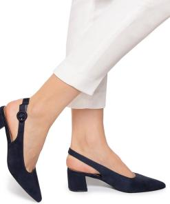 Pantofi dama Astra Bleumarin