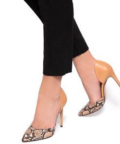 Pantofi dama Jaya Bej