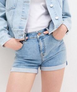 House - Pantaloni scurți de blugi - Albastru