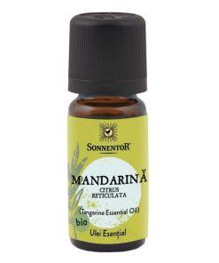 Ulei Bio Esential Mandarina (Citrus reticulata), 10ml, Sonnentor