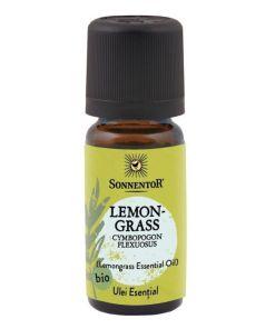 Ulei Bio Esential Lemongras (Cymbopogon flexuosus), 10ml, Sonnentor