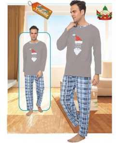Pijama GRI nevatuita Stay Cool - cod 40684G