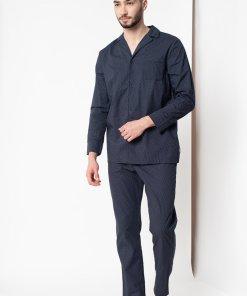 Pijama cu imprimeu grafic Aperto 3492543