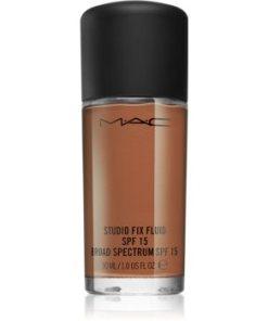 MAC Cosmetics Studio Fix Fluid fond de ten matifiant SPF 15 MACXBIW_KMUP75