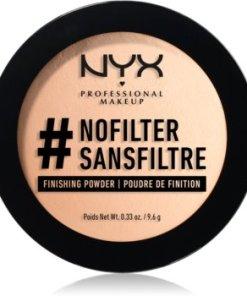 NYX Professional Makeup #Nofilter pudra NYXNOFW_KPWD02