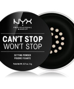 NYX Professional Makeup Can't Stop Won't Stop pudra NYXSWSW_KPWD01