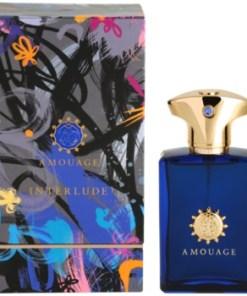 Amouage Interlude Eau de Parfum pentru bărbați AMUIRDM_AEDP20