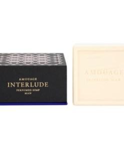 Amouage Interlude sapun parfumat pentru bărbați AMUIRDM_DPSO10