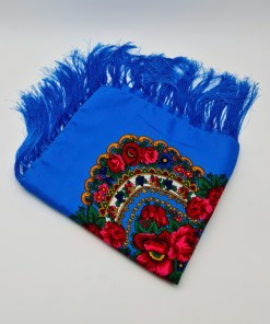 Batic etno mare - Irinuca- Albastru
